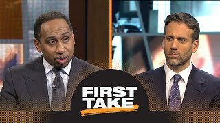 First Take previews 76ers vs. Celtics NBA playoff series | First Take | ESPN