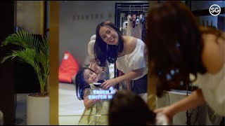 The Manzano-Reyes Family's 3 days in Singapore: Ma...