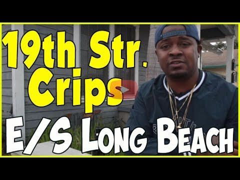 19th Street Crips on the Eastside of Long Beach, are the Mexican gangs racist?
