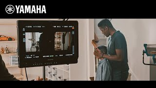 Behind The Scenes   I Have You   Yamaha Music