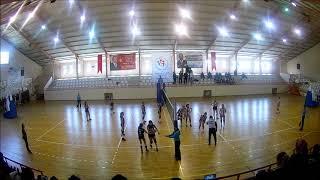 Atakent Elit - Bahçelievler Voleybol Midi Kızlar Voleybol Maçı 4. Set