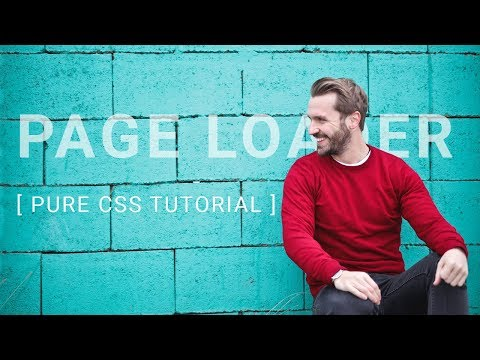 CSS loader animation | css loading animation | css animation