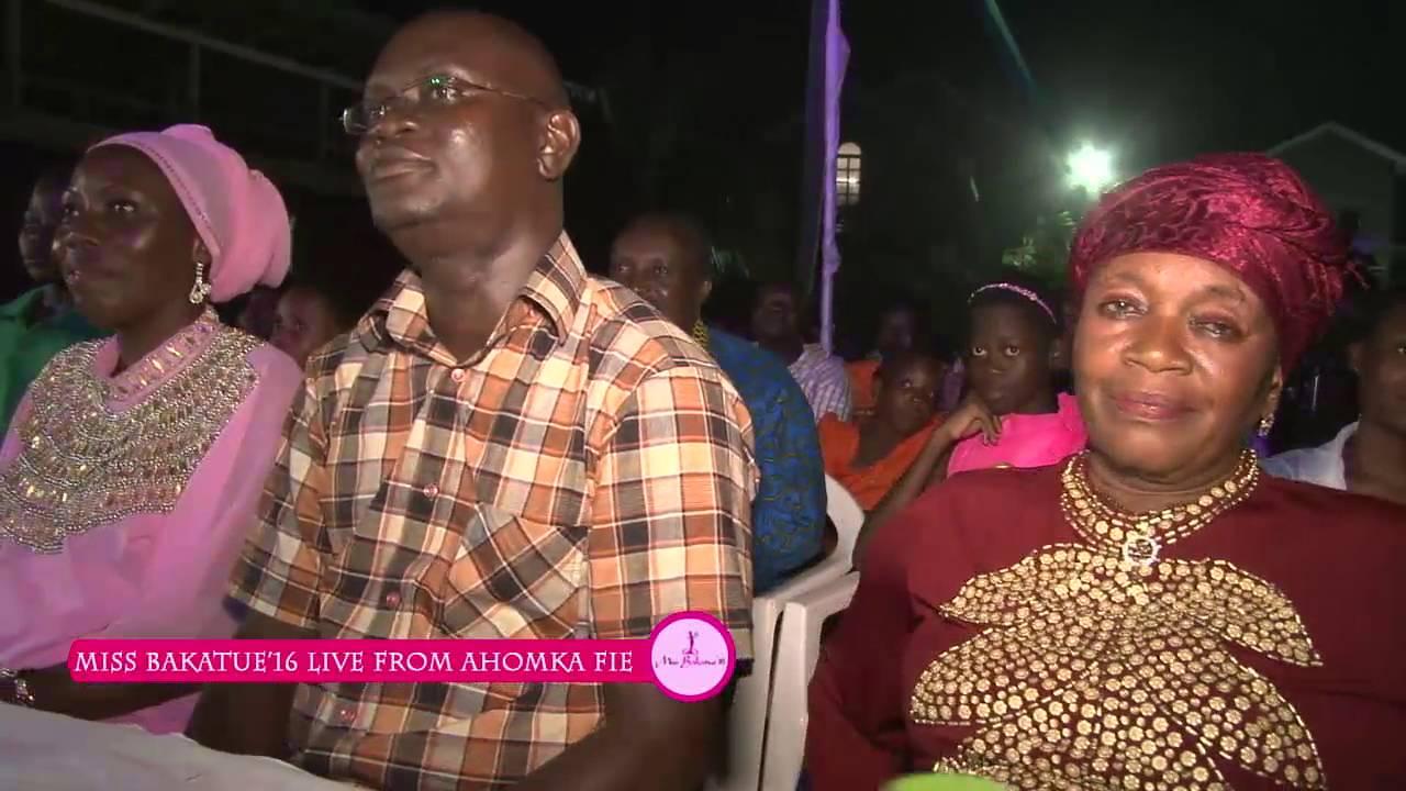 Miss Edina Bakatue 2016 - Comedy time with Lapiwa