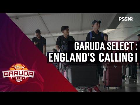 Garuda Select II: 18 Anak Bangsa Wujudkan Mimpi di Tanah Britania Raya - 동영상