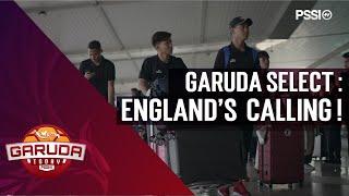 Garuda Select II: 18 Anak Bangsa Wujudkan Mimpi di Tanah Britania Raya