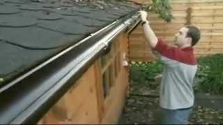 Водосток MARLEY - Инструкция по монтажу(Водосточные желоба фирмы