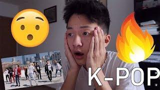 REACTIONEZ la K-POP ! (BTS, EXO, BlackPink, SevenTeen)