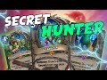 Il nuovo secret Hunter mi ha sconvolto | Hearthstone