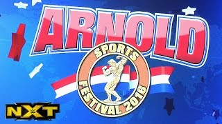 NXT takes over the 2016 Arnold Sports Festival: WWE NXT, March 16, 2016