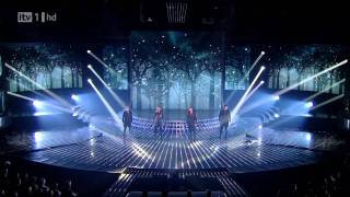 Westlife - Safe [Live - The X-Factor 2010]