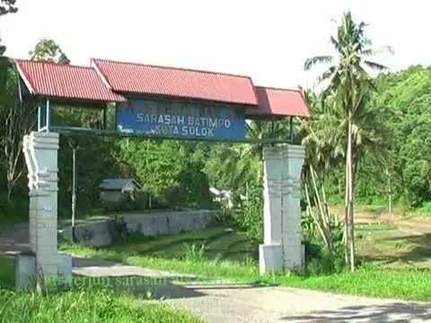 Kota Solok Dalam Lensa Wisata Budaya Dan Kuliner Youtube