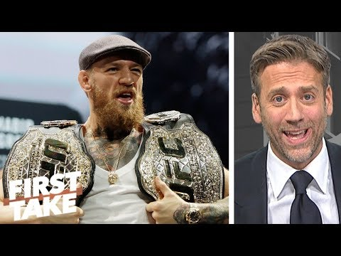Conor McGregor is not needed in UFC - Max Kellerman | First Take
