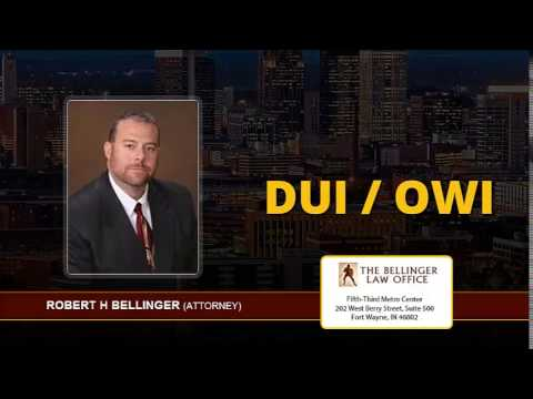 How Do People React To OWI Charges In Fort Wayne, Indiana? | (260) 428-2214