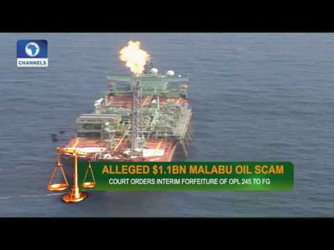 Malabu Oil Scam: Court Orders Forfeiture Of OPL 245 To FG