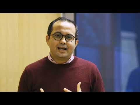 Director of Research Dr. Moody Alam on the 2019 IOTA Research Summit