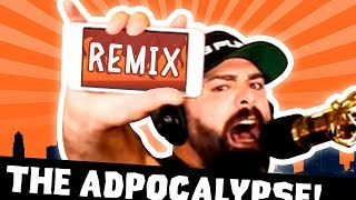 Keemstar - The Adpocalypse (Remix by Party In Backyard) @Keemstar
