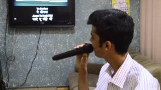 Baatein Ye Kabhi Na - Khamoshiyan | Singing With Karaoke System