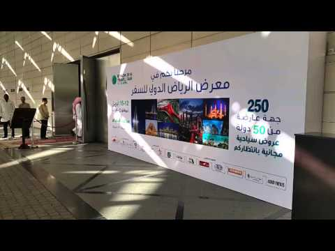 Riyadh Travel Fair in Saudi Arabia