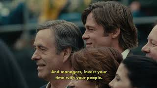 Management In Movies - Moneyball