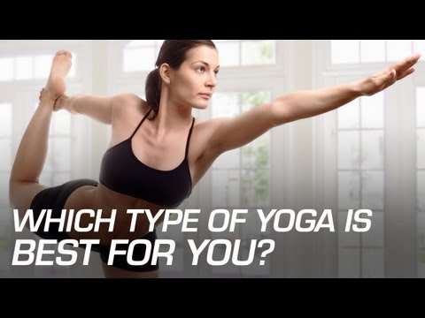 Which Type of Yoga is Best for You?