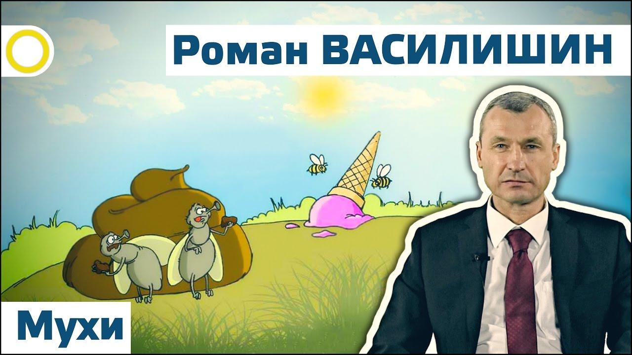 Роман Василишин. Мухи. 05.11.2016 [РАССВЕТ]