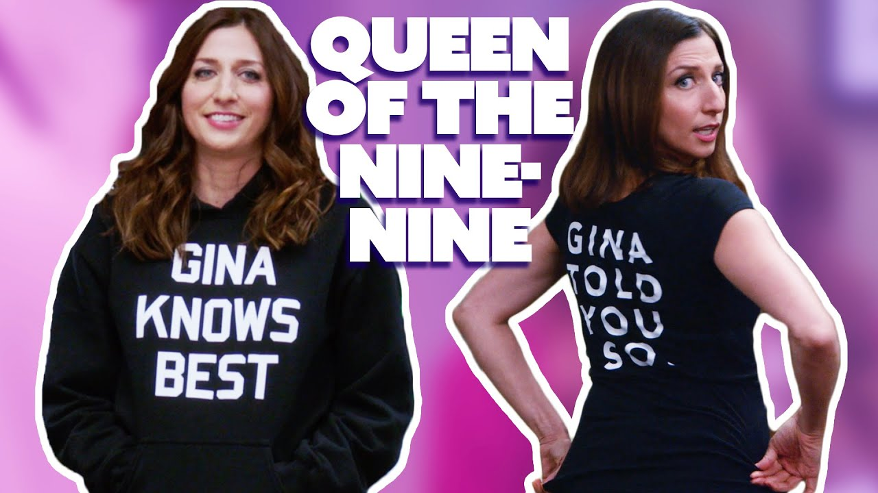 Five Times Gina Was Actually Good At Her Job   Brooklyn Nine-Nine   Comedy Bites