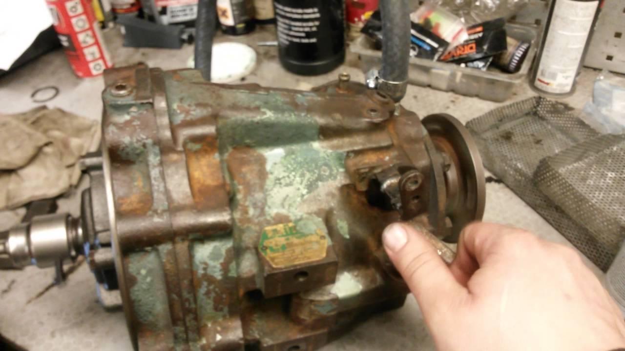 Transmission Overhaul Kit Borg Warner Velvet Drive 71 /& 72 Series