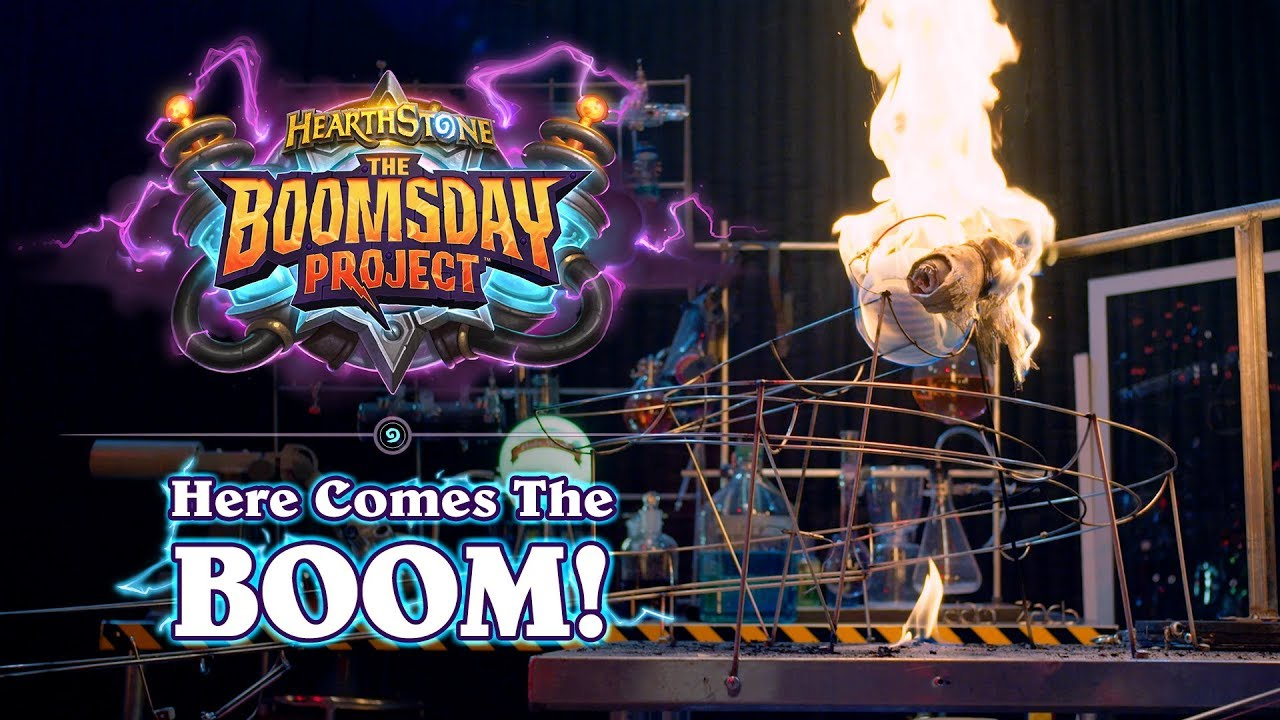 Hearthstone Strategy Guide: Boomsday Nerf | Articles