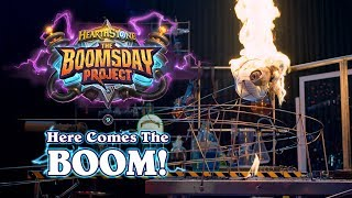 The Boomsday Project: Here Comes The BOOM! (Rube Goldberg)