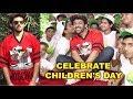 """Smile Foundation Ke Bachchon Ke Sath """"Kartik Aryan"""" Ne Manaya Children's Day"""