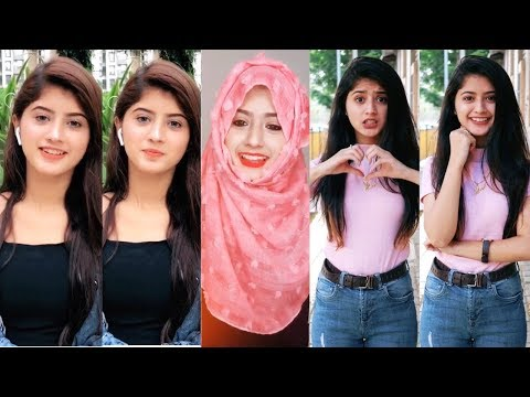 Arishfa Khan Tiktok Videos WIth Riyaz, Lucky Dancer, Avneet, Jannat | Being Viral