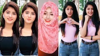 Arishfa Khan Tiktok Videos WIth Riyaz, Lucky Dancer, Avneet, Jannat | Being Viral
