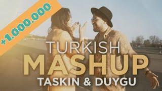 TURKISH MASHUP - IAMTASKIN x DYGKRBLT - DERDIM OLSUN,  GECELER, KALBIM, OYNA
