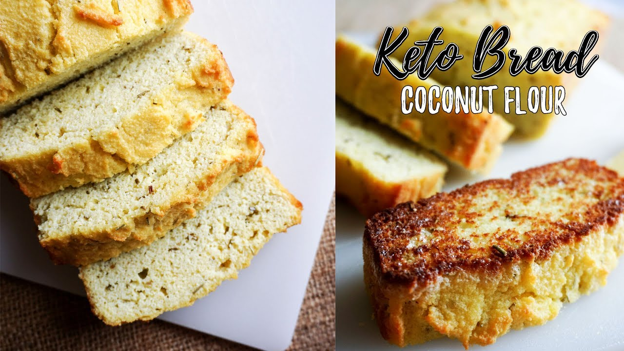 coconut flour on a keto diet