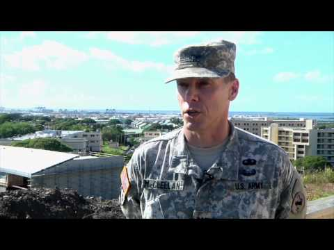 New Headquarters Planned for U.S. Army Pacific Command