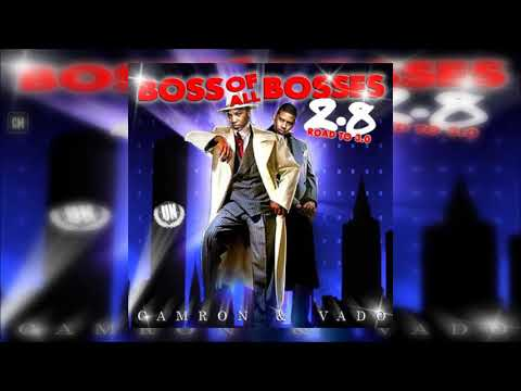Cam'ron & Vado - Boss Of All Bosses 2.8 [FULL MIXTAPE + DOWNLOAD LINK] [2011]