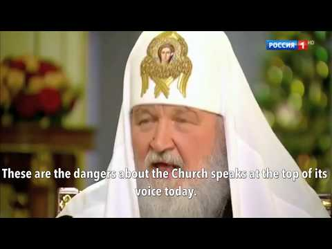 THE MARK OF THE BEAST: Digitalization Will Lead To Totalitarian State - Head of Russian Church Warns