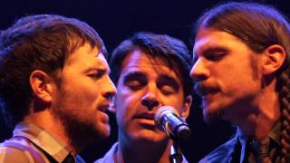 "Avett Brothers ""In the Garden"" Santa Fe Opera House, Santa Fe, NM 08.27.14"
