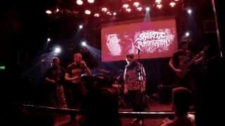 Sadistic Purification-Valley of the impaled@G.D.G.S.vol3,8ballclub Thessaloniki
