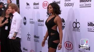 Taraji P. Henson on carpet for 2015 Billboard Music Awards