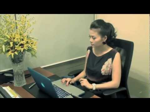 Computing: Human Experience: Le Trang Interview - 2012
