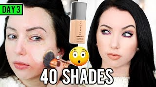 Cover FX POWER PLAY FOUNDATION [First Impression Review] 15 DAYS OF FOUNDATION