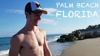 Under The Palm Trees | Palm Beach, Florida