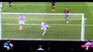 Барселона 2 : 0 Бавария - Месси, второй гол (второй тайм) 06.05.2015