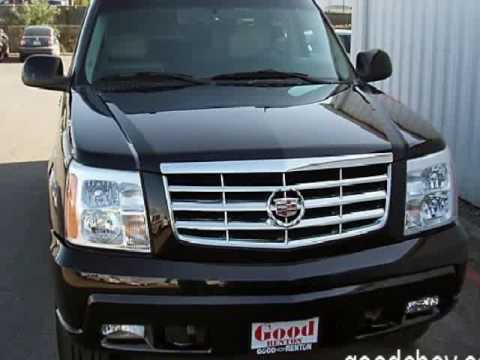 2005 Cadillac Escalade ESV - YouTube on escalade led headlights, escalade on 28s, escalade grill, escalade led lights for an inner,