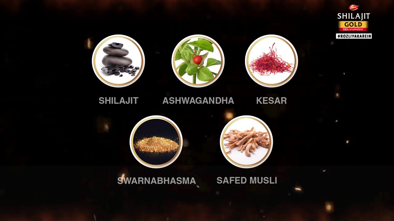 Dabur Shilajit | Ayurvedic Medicine for Strength & Stamina