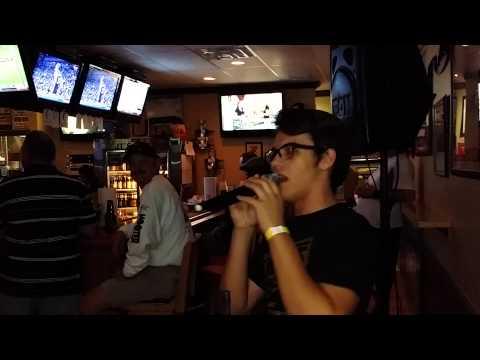JTs Karaoke Night 11 16   RJ