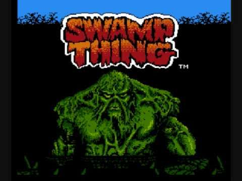 Awful Nintendo Games: Swamp Thing Review