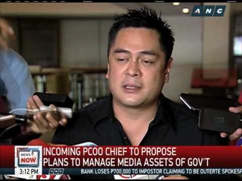 Andanar to propose national communications strategy for gov't media