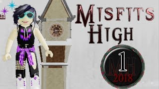 Roblox Misfits High Secret 1